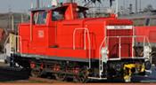 German Diesel Locomotive 362 of the DB AG (DC Digital Extra w/Sound)