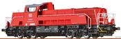 German Diesel Locomotive Gravita of the DB AG (DC Digital Extra w/Sound)