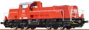 German Diesel Locomotive 10 BB of the DB (DCC Sound Decoder)
