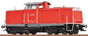 Brawa 42814 German Diesel Locomotive BR 212 of the DB (DCC Sound Decoder)