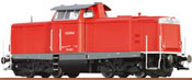 Brawa 42815 German Diesel Locomotive BR 212 of the DB (Sound Decoder)