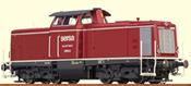 Swiss Diesel Locomotive V 100 Sersa (DCC Sound Decoder)