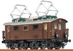 German Electric Locomotive E73 of the DRG