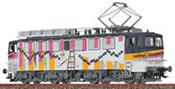 German Electric Locomotive Ae 477 Mittelthurgaubahn Lokoop (Sound)