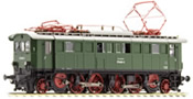 German Electric Locomotive BR 175 of the DB EXTRA (Sound)