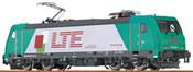 Austrian Electric Locomotive TRAXX BR 185.2 LTE