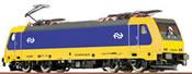Dutch Electric Locomotive BR186 of the NS - Analog BASIC