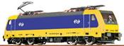 Dutch Electric Locomotive BR186 of the NS - Digital EXTRA (DCC Sound Decoder)