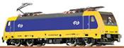 Dutch Electric Locomotive BR186 of the NS - AC Digital EXTRA (Sound Decoder)