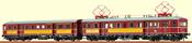 H0 Railcar ET 65, SVG, V, DC