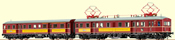 H0 Railcar ET 65, SVG, V, AC