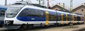 Hungarian Electric Railcar 425 of the MAV (DCC Sound Decoder)