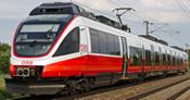 Austrian Electric Railcar 4024 of the ÖBB (Sound Decoder)