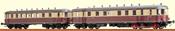 HO Railcar VT137, VB147 DRG, (Sound Decoder)