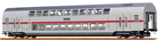 German TWINDEXX Vario IC2 Double Deck Coach 1st Class (Middle Car) of the DB-AG BASIC+