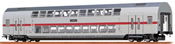 German TWINDEXX Vario IC-Double-Deck Middle Wagon 2nd Class DB AG (DC Analog Basic Plus)