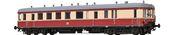 German Diesel Railcar BR VT137 of the DR (single unit) (AC Digital Extra w/Sound)