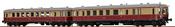 2pc German Railcar VT137+VS145 of the DRG (DCC Sound Decoder)