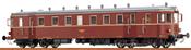 Norwegian Railcar of the NSB (DC Digital Extra w/Sound)