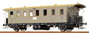 H0 Passenger Coach E4 KWStE,