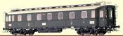 H0 Passenger Coach AB4ü 04283 KPEV, I