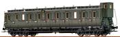 Compartment Coach C4 DRG