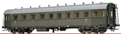 German Express Train Car BC4u-30/52