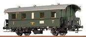 H0 Standard Coach Bi 24 DRG,