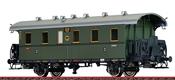 Standard Passenger Coach Ciel-25 DRG (for