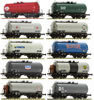 2016 Toyfair Dealer 10pc Tank Car Set