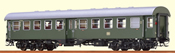 Brawa 46061 German Passenger Coach B4yg of the DB
