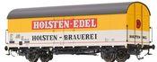 German Beer Car Holsten-Edel of the DB