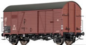 German Freight Car Gmhhs 30 of the DB