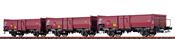H0 Freight Car Omm52, SBB, II