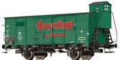 German Freight Car G10