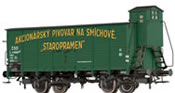 Covered Freight Car L