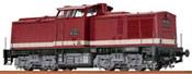 German Diesel Locomotive V 100 of the DR