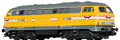 German Diesel Locomotive BR 216 H.F. Wiebe