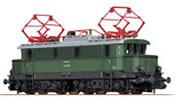 German Electric Locomotive E44 of the DB (Sound)