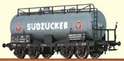 German Tank Car Südzucker of the DB