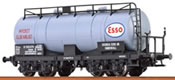 Swedish Tank Car ESSO  of the SJ