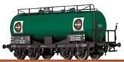 German Tank Car Neragol of the DB