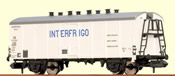 N Refrigerator Car Interfrigo