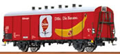 Brawa 67105 German Refrigerator Car UIC Dole of the DB