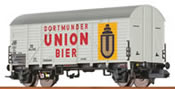 Brawa 67301 German Freight Car Gmhs Dortm. Union of the DB