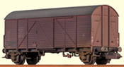 Covered Freight Car Gmhs 35
