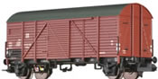 Covered Freight Car Gmhs DR