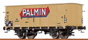 German Freight Car G10 Palmin of the DB