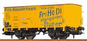 "Covered Freight Car G 10 ""Fritz Homann"" DRG"