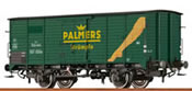 "Covered Freight Car G 10 ""Palmers"" BBÖ"